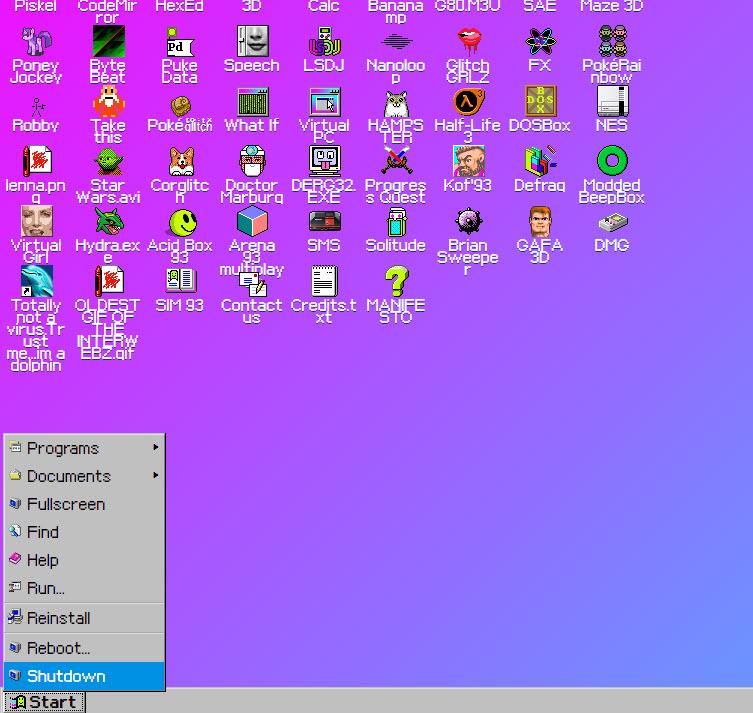 真·windows93系统在线模拟,深度体验之旅,这个网站有点意思。
