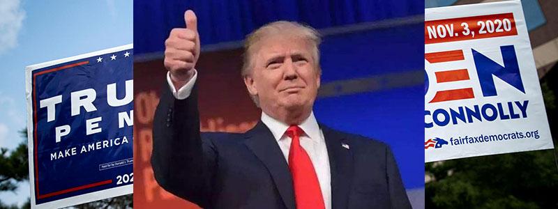 美国总统特朗普和第一夫人梅拉尼娅确诊感染新冠病毒 正接受隔离