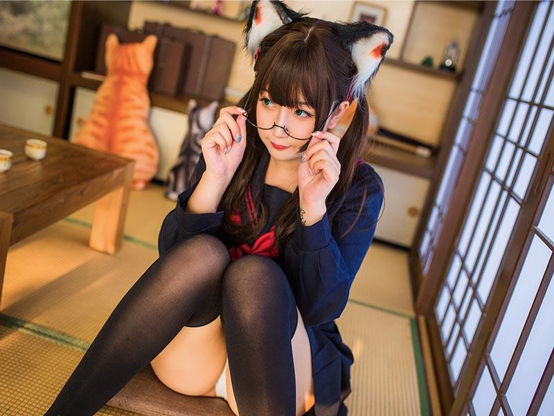 [巨乳网红]猫九 护士兔耳JK等5套写真合集[73P/330MB]